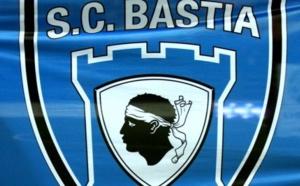 Le club de Bastia s'estime être mal traité par les arbitres