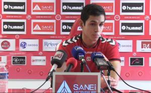 La conférence de presse avant Reims-Ajaccio (vidéo)
