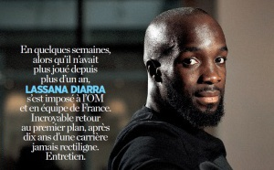 Entretien avec Lassana Diarra