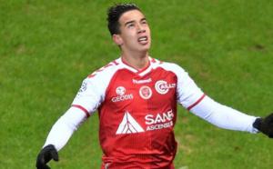 Stade de Reims : Diego Rigonato souffre d'une grosse contusion