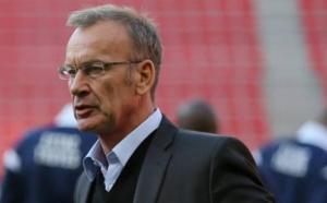 Troyes se sépare de son entraîneur Jean-Marc Furlan