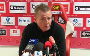 """Reims-Olivier Guégan : """" On va jouer l'une des meilleures équipes de ce championnat """""""