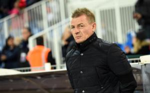 """Reims-Olivier Guégan  : """"Je n'ai pas vu une équipe qui luttait pour sa survie"""""""