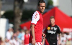Reims : Un intérêt de Brest, Laval et Valenciennes pour Grégory Bourillon
