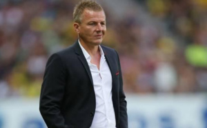 """Reims-Olivier Guégan : """" Quand il y a moins de résultats, l'entraîneur est en première ligne """""""