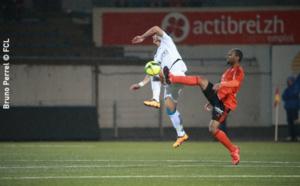 Lorient enfonce Reims dans la zone rouge