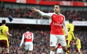 Arsenal : le jackpot pour Alexis Sanchez ?