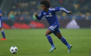Chelsea : Willian confirme le départ de Terry