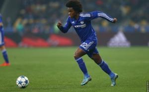 Chelsea : Willian confirme le départ de Terry