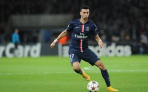 PSG : Javier Pastore est incertain contre Reims