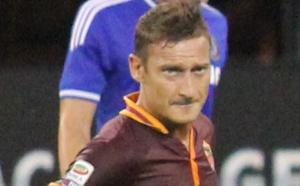 Francesco Totti en colère contre Luciano Spalletti