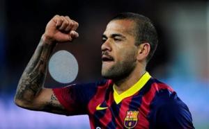 Barça : Daniel Alves sur le départ !
