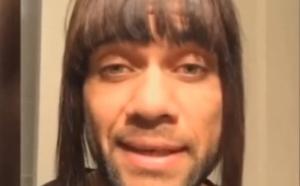 La vidéo de Dani Alves passe mal du côté du Barça !