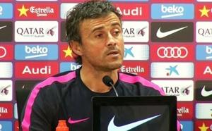 Barça : La grosse soufflante de Luis Enrique