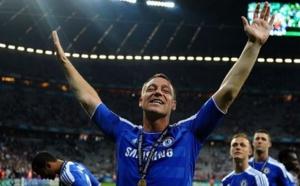 Chelsea : un énorme contrat attend John Terry en Chine