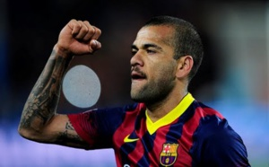 Dani Alves va quitter le Barça pour rejoindre l'Italie !