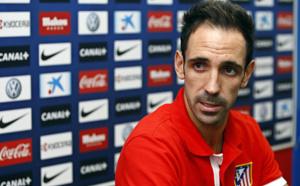 Lettre d'excuse de Juanfran aux supporters de l'Atletico Madrid