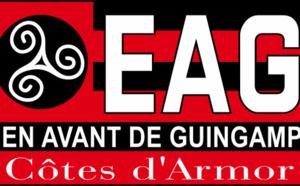 Lucas Deaux signe 3 ans à Guingamp