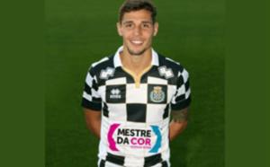 Afonso Figueiredo s'engage avec le Stade Rennais