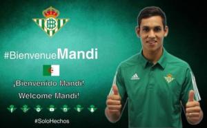 Aïssa Mandi sait ce qu'il doit au Stade de Reims