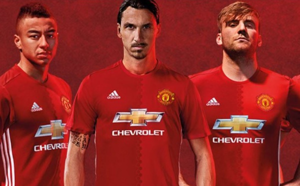 3 clubs français dans le top 20 des plus gros vendeurs de maillots de football.