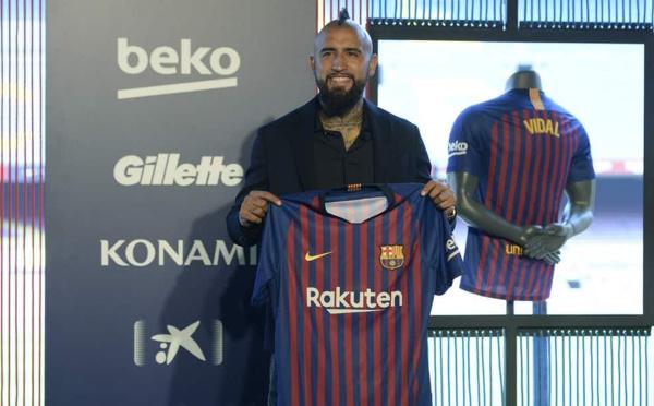 Barça : Arturo Vidal n'est pas heureux mais va se battre
