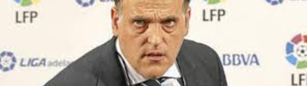 Javier Tebas ne pense qu'au fric, le Real Madrid le remet en place