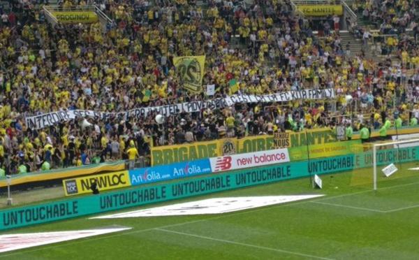 FC Nantes : ca a chauffé entre la Brigade Loire et le clan Kita