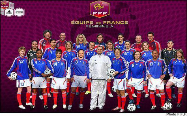 Sélection équipe de France Féminine : Matchs des 22 et 26 octobre