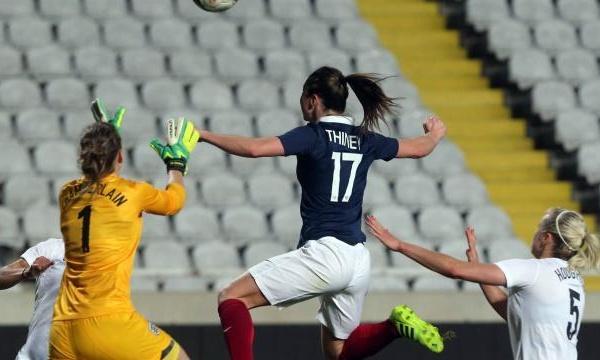 EdF (f) : les Bleues gagnent le tournoi de Chypre !