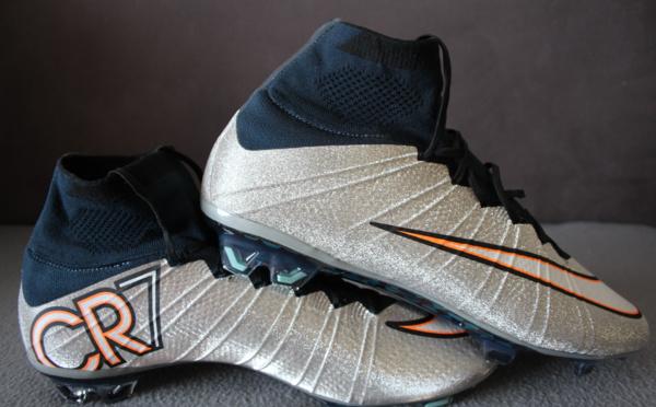 Show shoes : Nike Mercurial Silverware