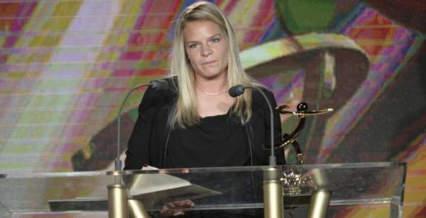 Trophées UNFP : Eugénie Le Sommer remporte le titre de meilleure joueuse de la saison