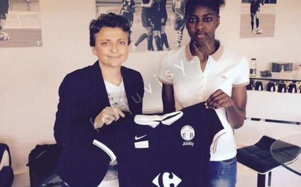 FCF Juvisy : Aissatou Tounkara a prolongé