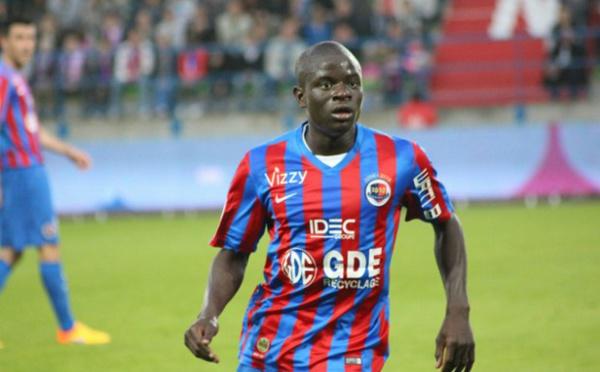 Ngolo Kanté à Leicester