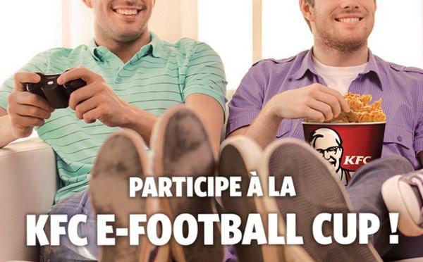 KFC E-Football Cup : inscriptions ouvertes pour la troisième session !