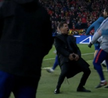 "Atlético de Madrid - Juventus : Diego Simeone en mode ""Cojones"""