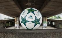 adidas dévoile le ballon officiel de la Ligue des Champions !