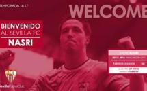 Mercato : Nasri explique pourquoi il a choisi le FC Séville