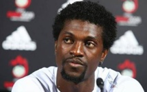 Emmanuel Adebayor devrait rejoindre l'OL