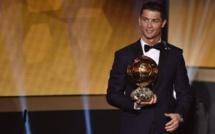 Ballon d'Or2016: Cristiano Ronaldo le remporte pour la 4ème fois