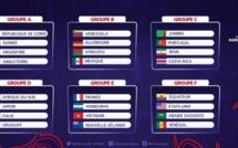 Mondial U20 : les adversaires de l'équipe de France