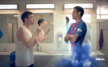 L'énorme chute de Neymar lors du tournage d'une pub