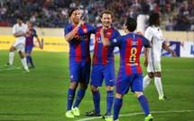 La sublime offrande de Ronaldinho à Giuly