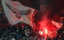 L'énorme hommage du public Niçois à Hatem Ben Arfa