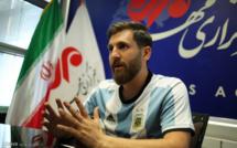 Riza Perestes, le sosie Iranien de Lionel Messi