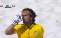 Le superbe but en beach soccer signé Peyman Hosseini