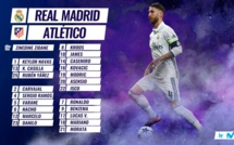 LdC - Real Madrid : Gareth Bale forfait face à l'Atlético Madrid