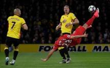 L'énorme ciseau d'Emre Can avec Liverpool face à Watford