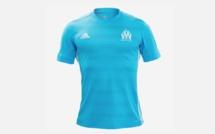L'OM dévoile ses nouveaux maillots saison 2017/2018
