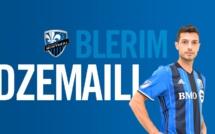 Mercato : Blerim Dzemaili rejoint l'Impact Montréal